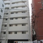 And here is our hotel - Hotel Chuo Oasis. [2010/09/16 - Osaka/Hotel Chuo Oasis]