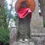 ...of statues. [2010/09/17 - Osaka/Koya-san]