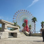 Was is it with the Japanese and ferris wheels? [2010/09/18 - Kobe/Harbourland]