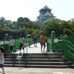 Getting closer... [2010/09/19 - Osaka/Osaka Castle]
