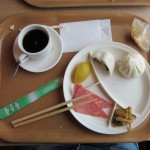 One more interesting breakfast... [2010/09/16 - Su Zhou Hao/Near Osaka]