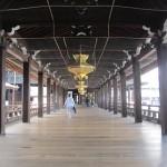 ...of the Jodo Shinshu school. [2010/09/22 - Kyoto/Nishi Hongwanji]
