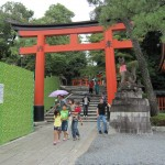 Off to visit Fushimi Inari-taisha. [2010/09/23 - Kyoto/Fushimi Inari-taisha]