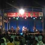 And to finish off the day, live music in front of Tokyo Station. [2010/09/25 - Tokyo/Near JR Tokyo Station]