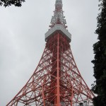 Day 3 in Tokyo...Tokyo Tower day. [2010/09/27 - Tokyo/Tokyo Tower]