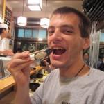 ...and it's gone again. [2010/09/28 - Tokyo/Sushi-dai @ Tsukiji]