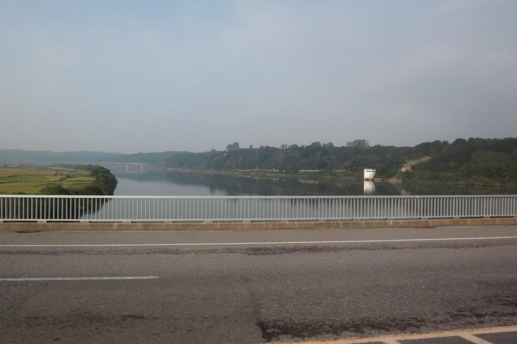 Han River / Seoul [2012/09/28 08:30:14]