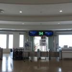 Gate 34 / Naha Airport [2012/10/06 10:36:28]
