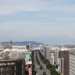 JR HAKATA City (Roof Garden) / Fukuoka [2012/10/08 10:17:00]