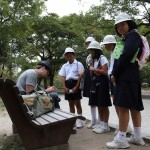 Hiroshima Peace Park / Hiroshima [2012/10/11 14:58:25]