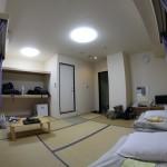 Hotel Chuo Oasis / Osaka [2012/10/15 22:03:29]