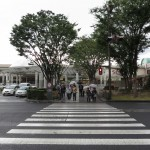 In front of JR Fukushima Station / Fukushima [2012/10/23 12:45:48]
