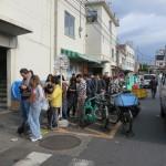 Tsukiji Fish Market (Sushi dai) / Tokyo [2012/10/25 09:31:48]