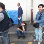 Tsukiji Fish Market (Sushi dai) / Tokyo [2012/10/25 10:06:07]