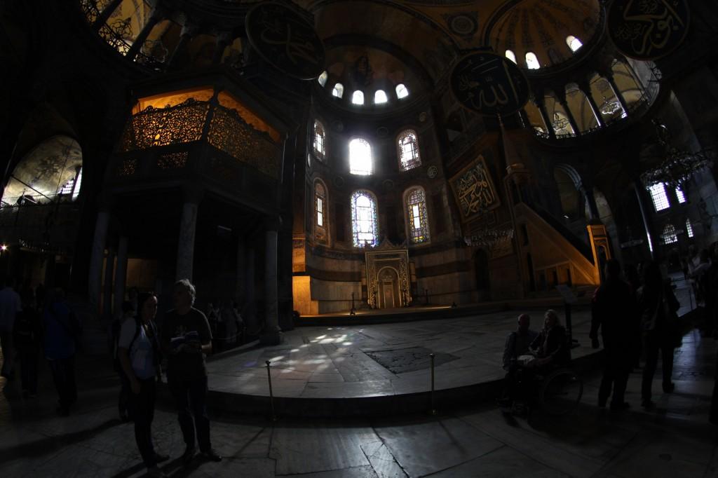 Hagia Sophia / Istanbul [2012/10/27 10:43:57]