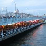 Galata Bridge / Istanbul [2012/10/27 18:11:49]