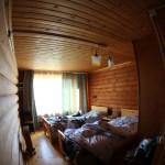 At the chalet in Bolshie Koty, Irkutsk (2014/07/17 10:37:15+09:00)
