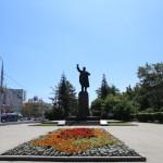 Lenin Street/Karl Marx Street, Irkutsk (2014/07/18 13:15:27+09:00)