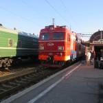 Irkutsk Station, Irkutsk (2014/07/19 07:25:07+09:00)