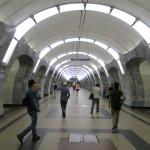 Yaroslavsky Station, Moscow (2014/07/12 19:24:36+04:00)