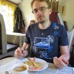 Train #20 between Moscow and Irkutsk (2014/07/13 10:12:56+04:00)