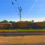 Train #20 between Moscow and Irkutsk (2014/07/13 10:44:23+04:00)