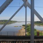 Train #20 between Moscow and Irkutsk (2014/07/13 10:47:56+04:00)