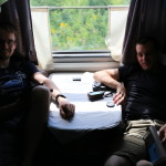 Train #20 between Moscow and Irkutsk (2014/07/13 12:00:38+04:00)