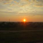 Train #20 between Moscow and Irkutsk (2014/07/16 06:23:02+09:00)