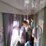 Train #20 between Moscow and Irkutsk (2014/07/16 07:25:01+09:00)