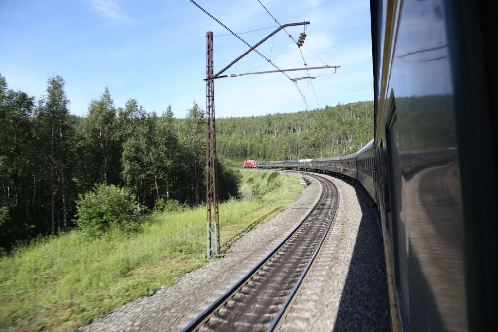 On train #4 between Irkutsk and Ulaanbaatar (2014/07/19 09:34:07+09:00)