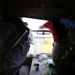 On train #4 between Irkutsk and Ulaanbaatar (2014/07/19 10:37:34+09:00)