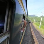 On train #4 between Irkutsk and Ulaanbaatar (2014/07/19 10:36:18+09:00)