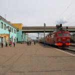 Ulan-Ude Station, Ulan-Ude (2014/07/19 15:58:55+09:00)