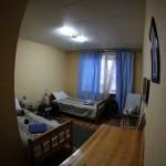 At the LG Hostel, Ulaanbaatar (2014/07/20 08:47:35+08:00)