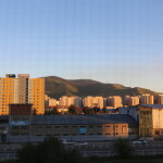 At the LG Hostel, Ulaanbaatar (2014/07/20 20:18:18+08:00)