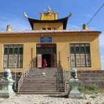 Gandan Monastery, Ulaanbaatar (2014/07/21 09:42:00+08:00)