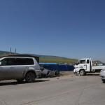 On the road back to Ulaanbaatar (2014/07/22 11:03:32+08:00)