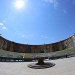 At the Zaisan Memorial, Ulaanbaatar (2014/07/23 12:00:29+08:00)
