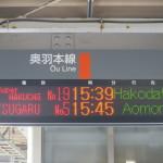 JR Shin-Aomori Station, Aomori (2014/08/04 15:18:24+09:00)