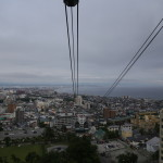 On the Mt. Hakodate Ropeway, Hakodate  (2014/08/06 14:16:00+09:00)