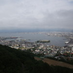 On the Mt. Hakodate Ropeway, Hakodate  (2014/08/06 14:16:50+09:00)