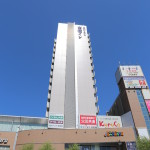 At the Toyoko Inn Niigata Ekimae, Niigata (2014/08/02 13:56:37+09:00)