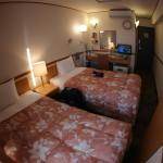 At the Toyoko Inn Niigata Ekimae, Niigata (2014/08/02 17:54:36+09:00)