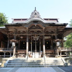 Aoshi Shrine, Nagaoka (2014/08/03 13:43:50+09:00)