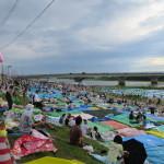 Shimano River, Nagaoka (2014/08/03 16:20:41+09:00)