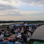 Shimano River, Nagaoka (2014/08/03 17:21:47+09:00)