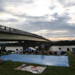 Shimano River, Nagaoka (2014/08/03 17:24:13+09:00)