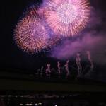 Shimano River, Nagaoka (2014/08/03 19:56:16+09:00)