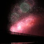 Shimano River, Nagaoka (2014/08/03 19:58:21+09:00)